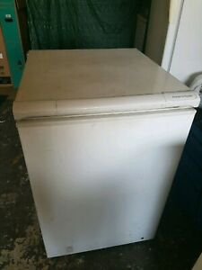164L Fisher and paykal chest freezer,works perfect