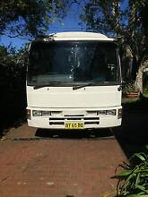 Motorhome Nissan Civilian Frenchs Forest Warringah Area Preview