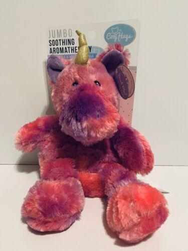 Cozy Hugs Aromatherapy Hippo Unicorn Microwaveable Freezable