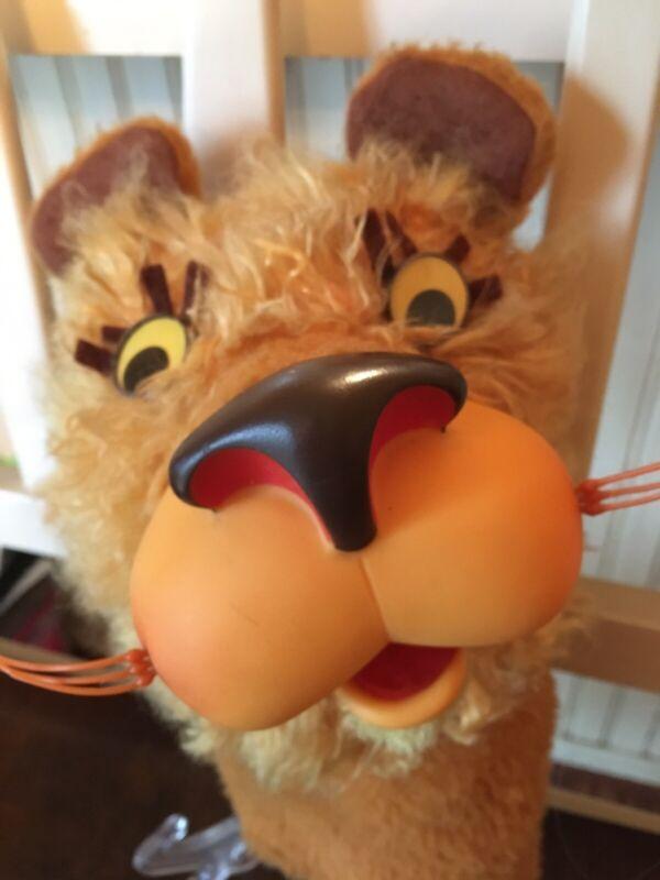 Larry The Lion Mattel Pullstring
