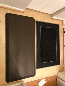 Costco Door mat and Kitchen Mat