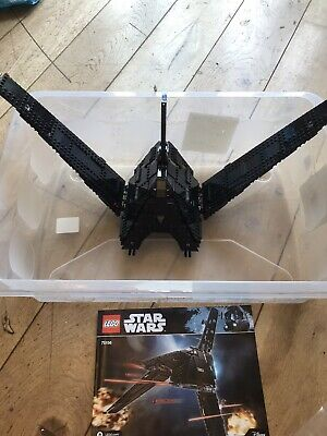 LEGO Star Wars 75156 Krennics Imperial Shuttle No Mini Figures