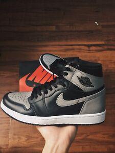 Air Jordan 1 OG Black Shadow
