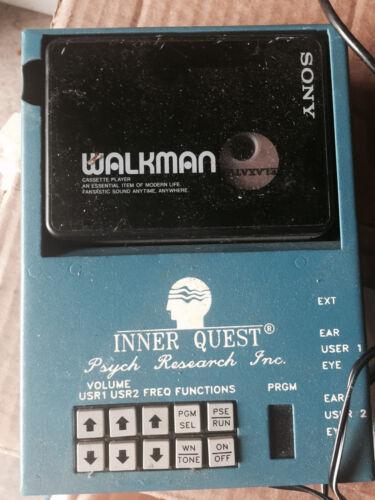 Innerquest  Mind Machine Psych-Research 1988 Light & Sound
