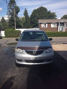 Mazda MPV 7 ,2003,131km,,aut,a/c,12 tires,4 new summer tires