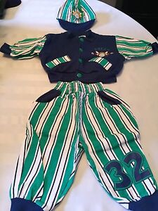 Children's Baseball Outfit- Size 6 to 9 Months REDUCED!!