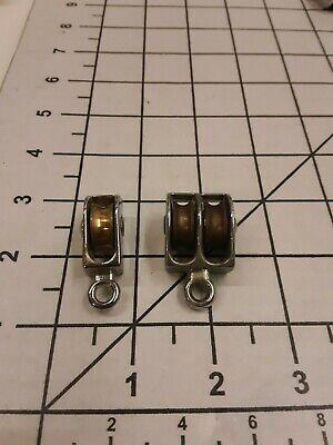 2 Rope Pulleys 34