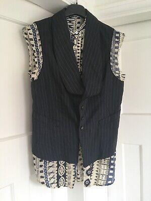 Men's Alexander McQueen Shirt and Waistcoat size 54 (Italian)