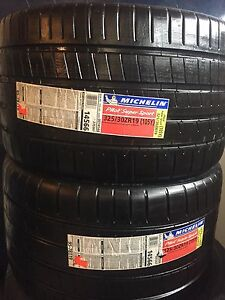 325/30r19 Michelin Pilot Super Sport