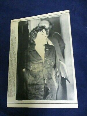 Wire Press Photo 1985 Sylvia Seegrist shopping mall shooting Springfield (Shop Springfield Mall)