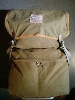 Vintage 1970's Paddymade Australian rucksack
