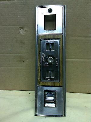 1979 - 1985 Cadillac Eldorado  RH window switch bezel OEM
