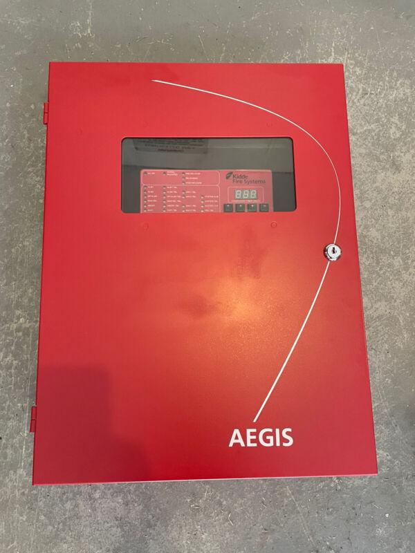 KIDDE AEGIS FM-200 clean agent releasing panel