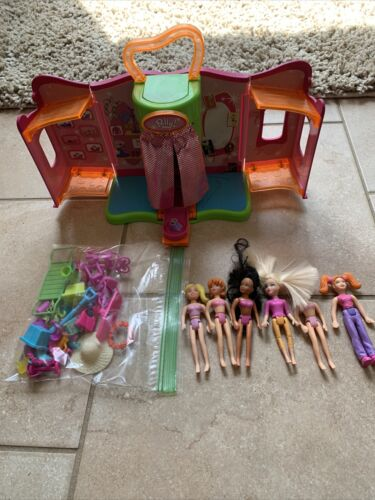 Polly Pocket Lot And Accessories - $19.99