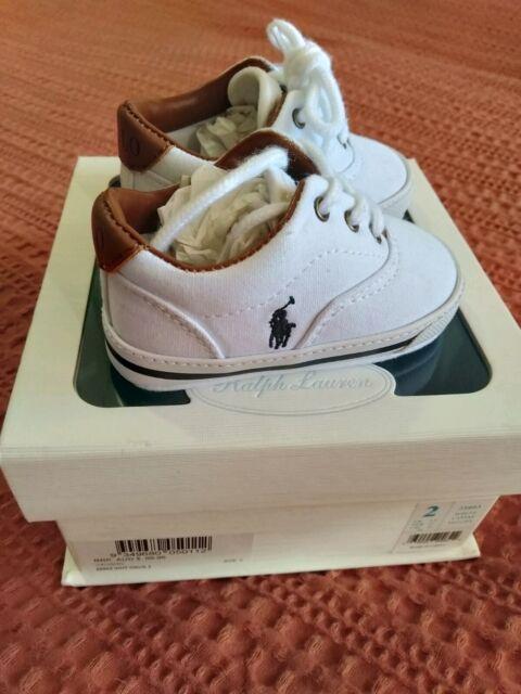 Polo Ralph Lauren Baby shoes BNIB