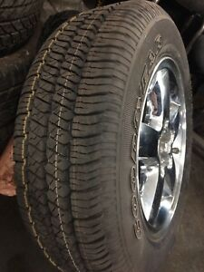 Mag roue Jeep Patriot 235/65/17 neuf