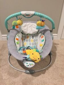 Taggies Vibrating Baby Chair