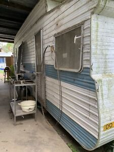 Large 25 foot caravan - make an offer