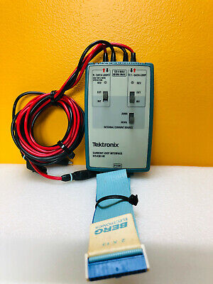 Tektronix 015-0361-00 Current Loop Interface Adapter Tested