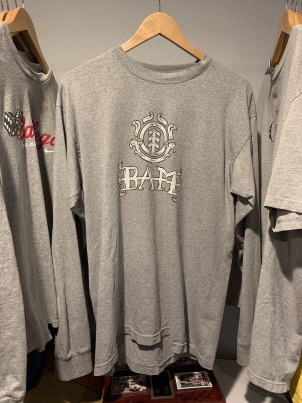 Vintsge Element Bam Shirt Longsleeve Large