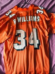 Williams dolphins jersey