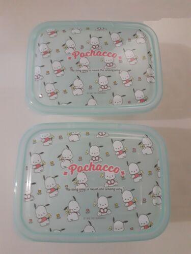 Sanrio Pochacco Lunch Food Container Box