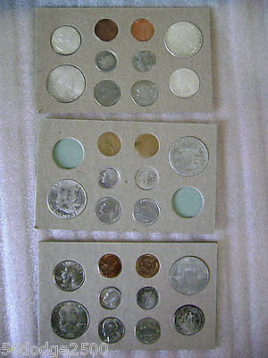 Click now to see the BUY IT NOW Price! 1949 DOUBLE PDS MINT SET TONE