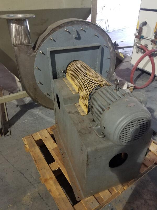 Air Blower 7.5hp 230 volt