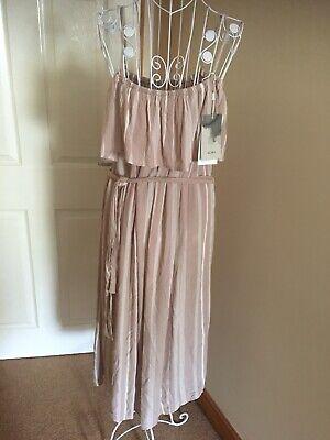 ICHI Maxi Dress Large Bnwt