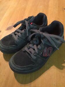Five Ten mountain biking shoes