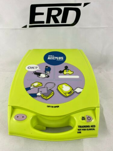 Zoll 8008-0050-01 AED Plus Trainer 2 Defibrillator