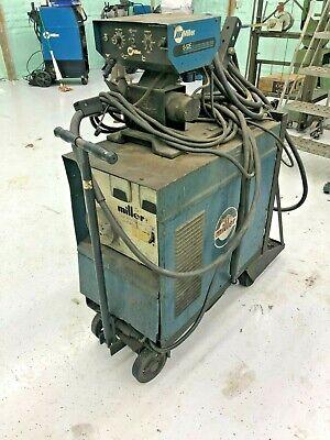 Miller Welder Model Cp-300 With Wire Feeder 230460 Volts S52e