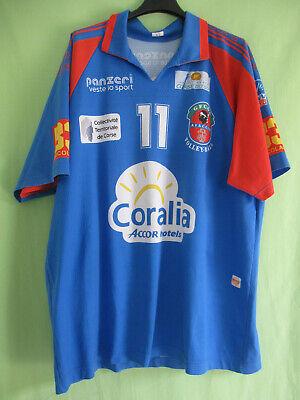 Maillot Volley Ball volleyball Ajaccio Porté #11 Peris 2002 Panzeri jersey - 6 image