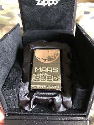 NASA Mars Rover Zippo Lighter Limited Edition 966/1000