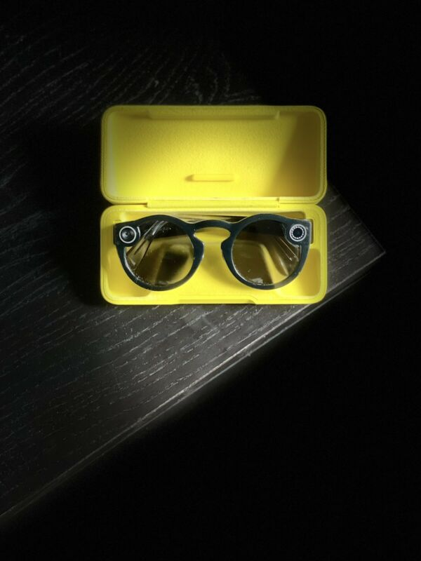 Spectacles 2 Snapchat Camera Sunglassess