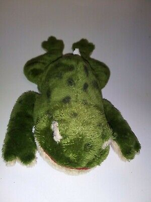Russ Flavio Green Realistic Frog 6