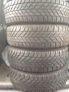 4-195/65R15 Good years winter tires