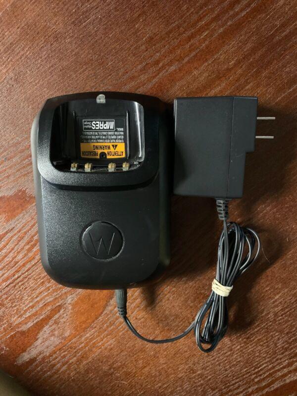 3 Motorola Impres Charger Station PMPN4137A