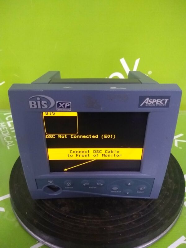 Aspect Medical Systems A-2000 BIS XP 185-0070 Bispectral Index Monitor