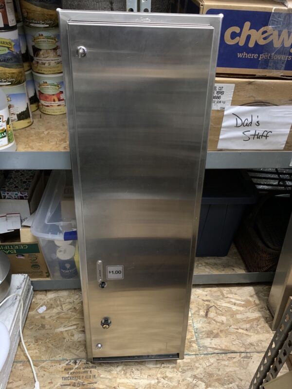 Slightly Used- Laurel Model 2100-D Diaper Vending Machine