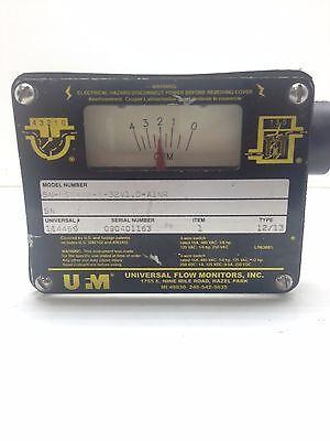 Ufm Flow Meter Mn-bsb20gm-8-32v1.0-a1nr  4gpm 5668