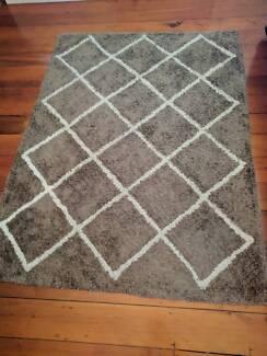 2 X Identical Floor Rugs