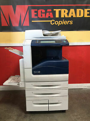 Xerox Workcentre 7830i Color A3 Laser Multifunction Printer Copier Scanner 30ppm