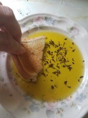 (6-3L Pure Kalamata Greek Extra Virgin Olive Oil - 1 Case)