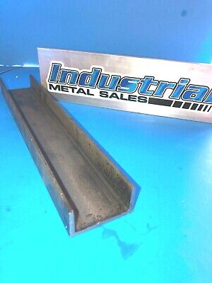 A-36 Hr Steel Channel 2 X 1 X 12-long X 18 Thick