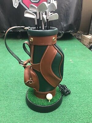 Vintage Golf Bag Landline Phone