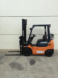 Toyota Forklift 1.5 $9,000.00 plus GST Smeaton Grange Camden Area Preview