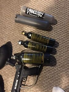 Tippmann 98 custom with extras
