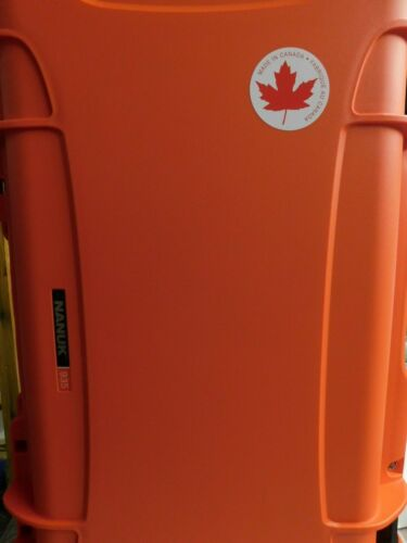 NANUK CASES 935 Orange Protective Plasticase