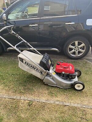Honda Hr 1950 Qx Lawn Mower